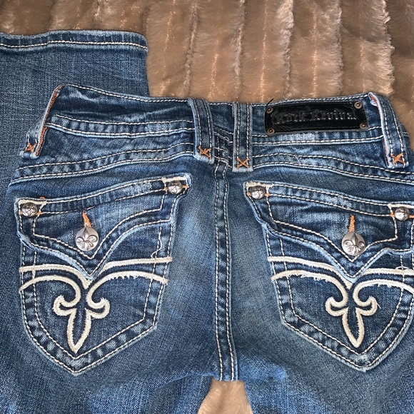 "Rock Revival Denim - Rock Revival ""Stephanie"" Boot cut"